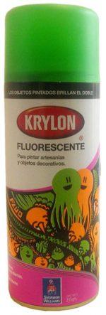 PINT KRYLON FLUO VERDE   63012