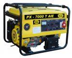 GRUPO ELEC PROF 7000W  PX7000T