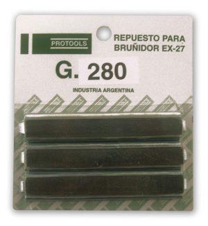 JGO DE PIEDRAS P/EX27  GRA 400
